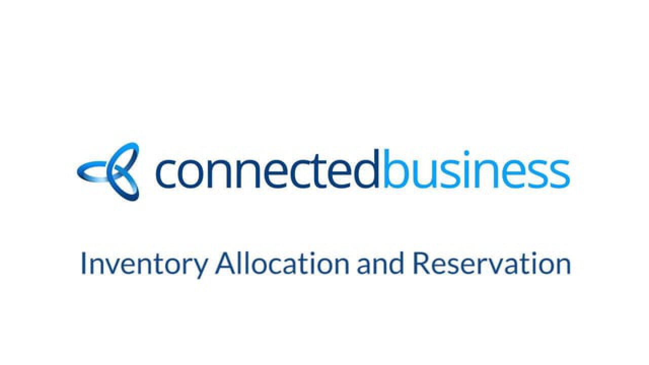 Connected Business - Inventory Allocation and Reservation