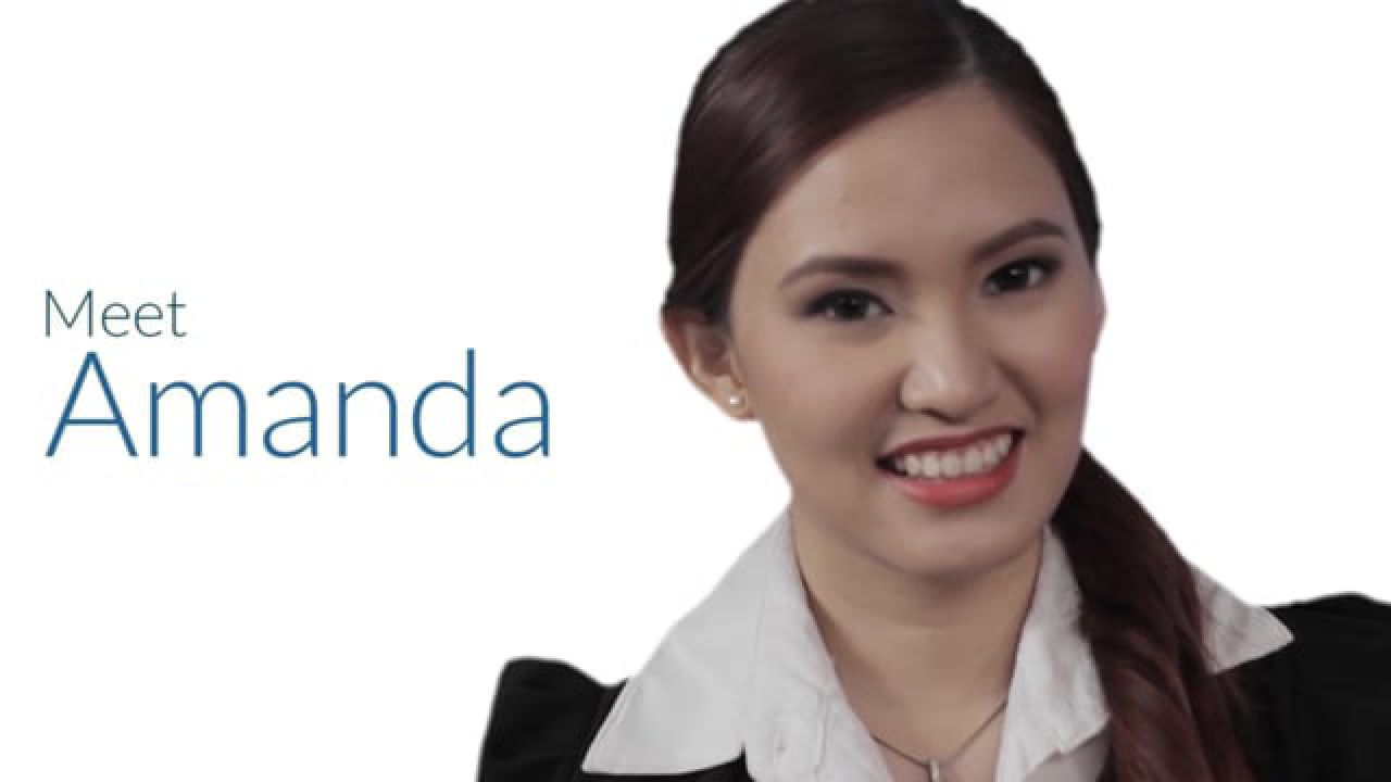 Connected Business - Meet Amanda