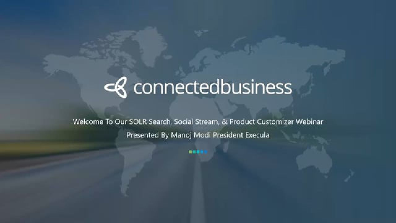 SOLR Search, Social Media Stream & Product Customizer (eCommerce)
